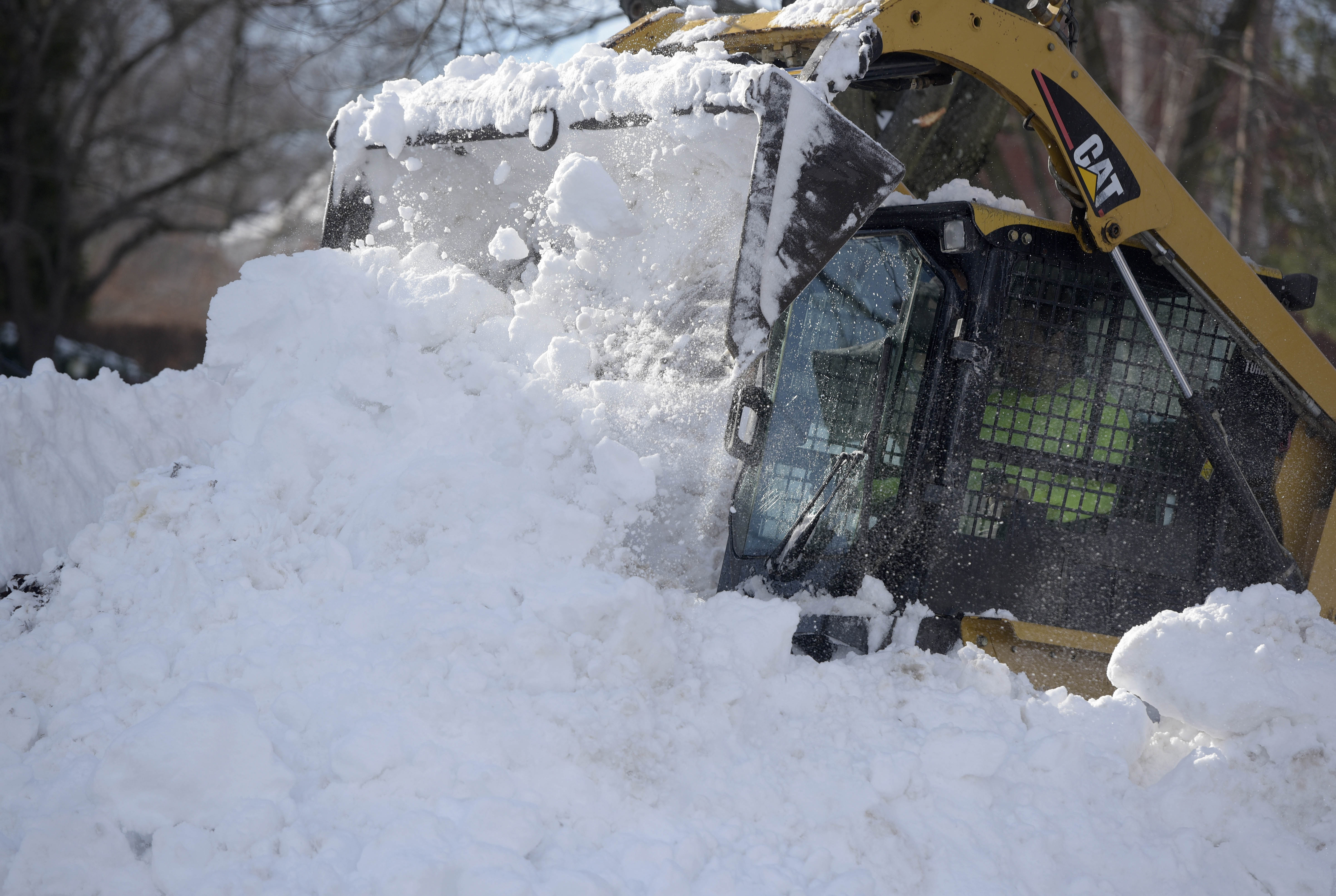 Would snow melters have really helped with post-blizzard cleanup?