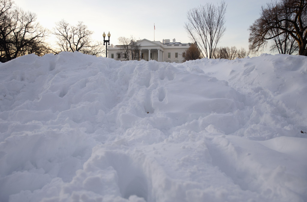 Snowstorm 2016: The dig out continues