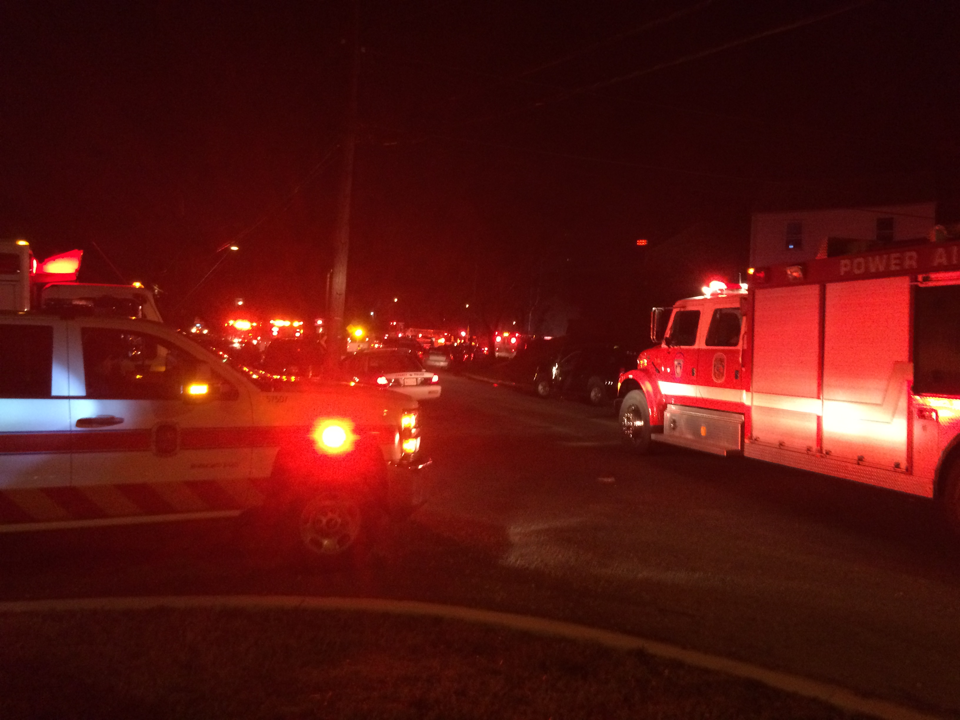 Twin toddlers, grandparents dead in Chillum house fire