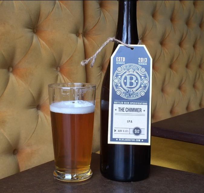 Beer of the Week: Bluejacket The Chimmer IPA