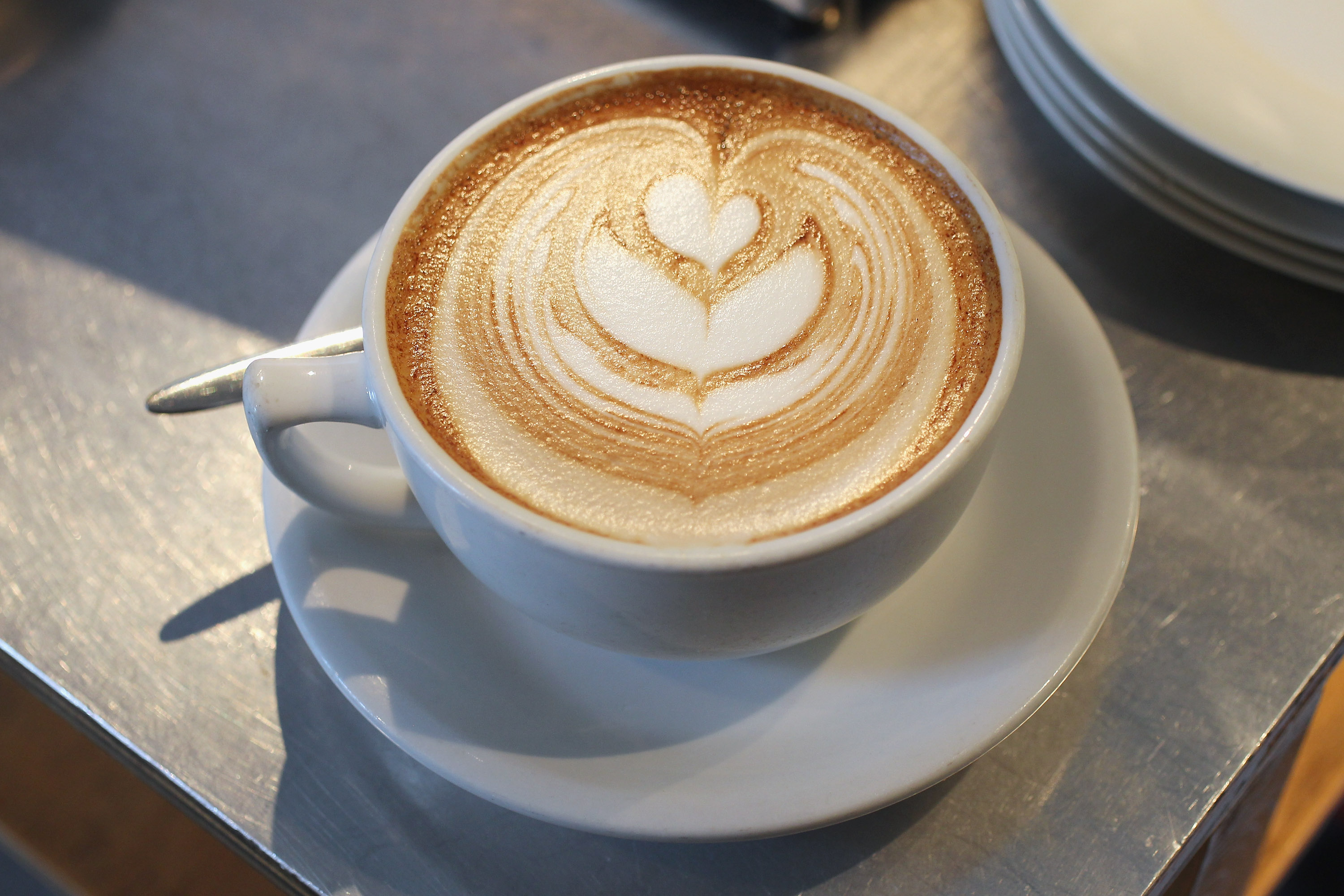 New D.C. coffee shop serves up caffeine and a latte laughs
