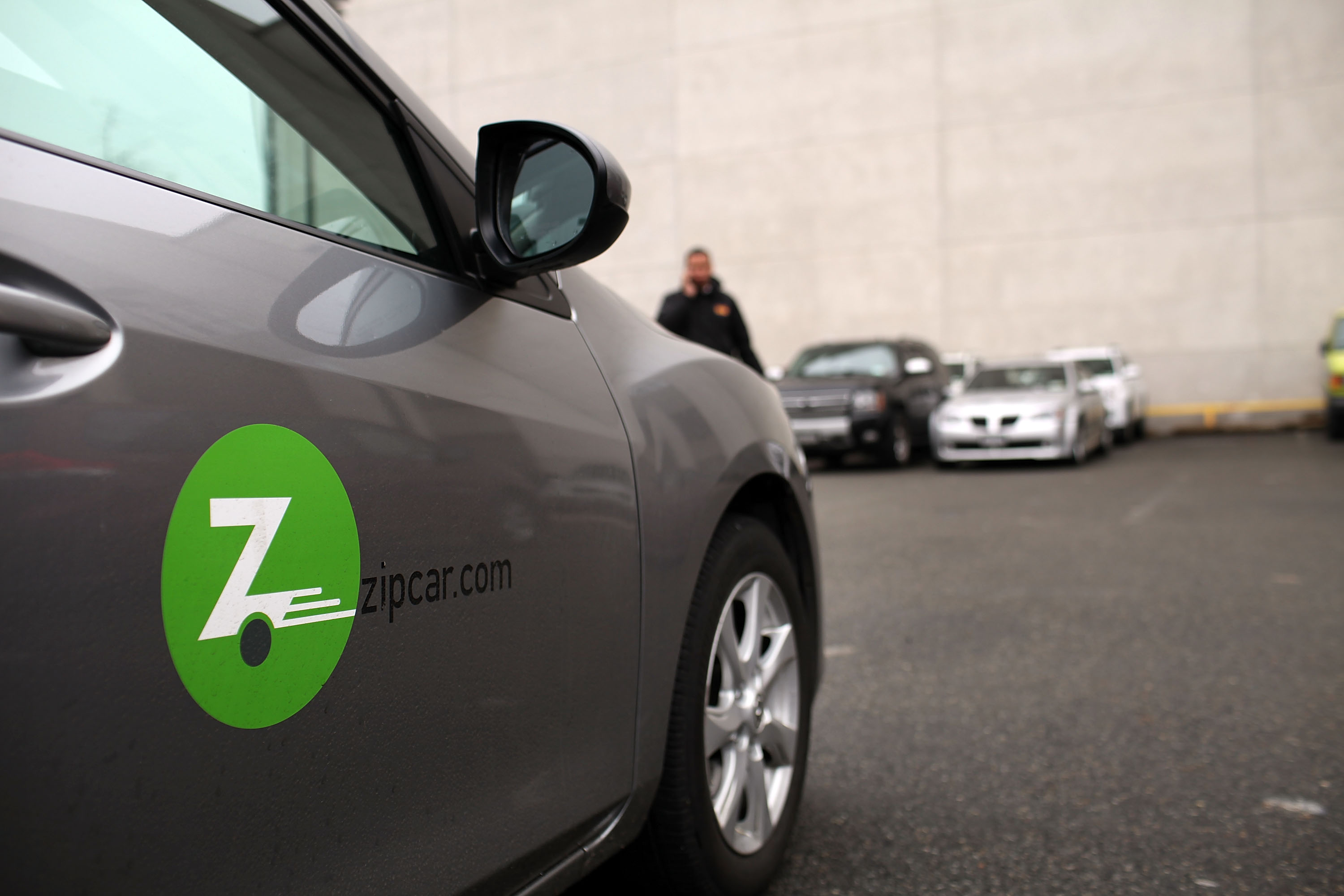 Zipcar goes one-way in Washington, Baltimore