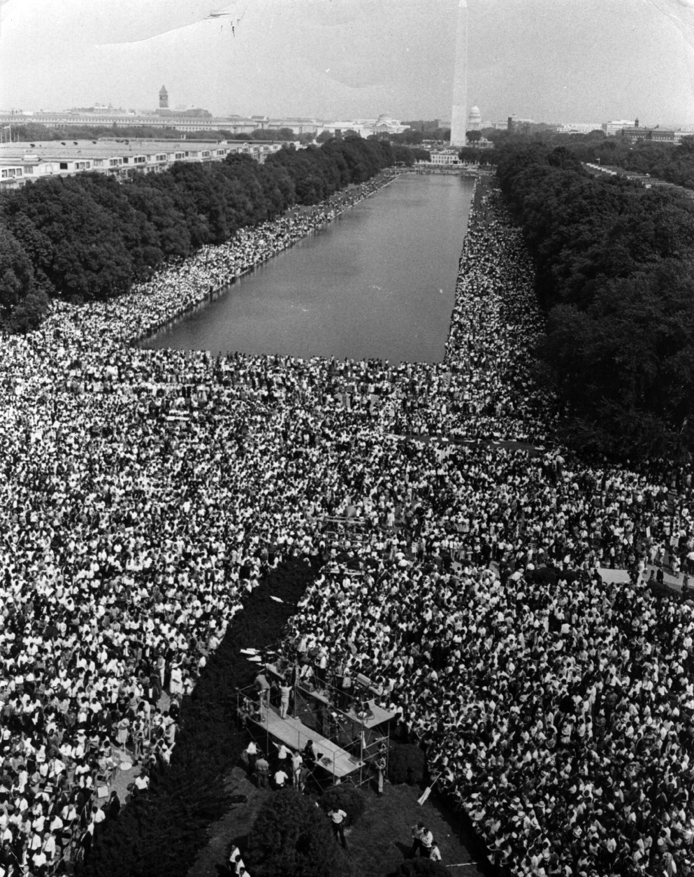 The True Story Behind Mlk S Iconic I Have A Dream Speech Wtop