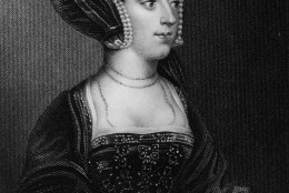 Circa 1530, Anne Boleyn (1507 - 1536), wife of King Henry VIII of England. (Photo by Hulton Archive/Getty Images)