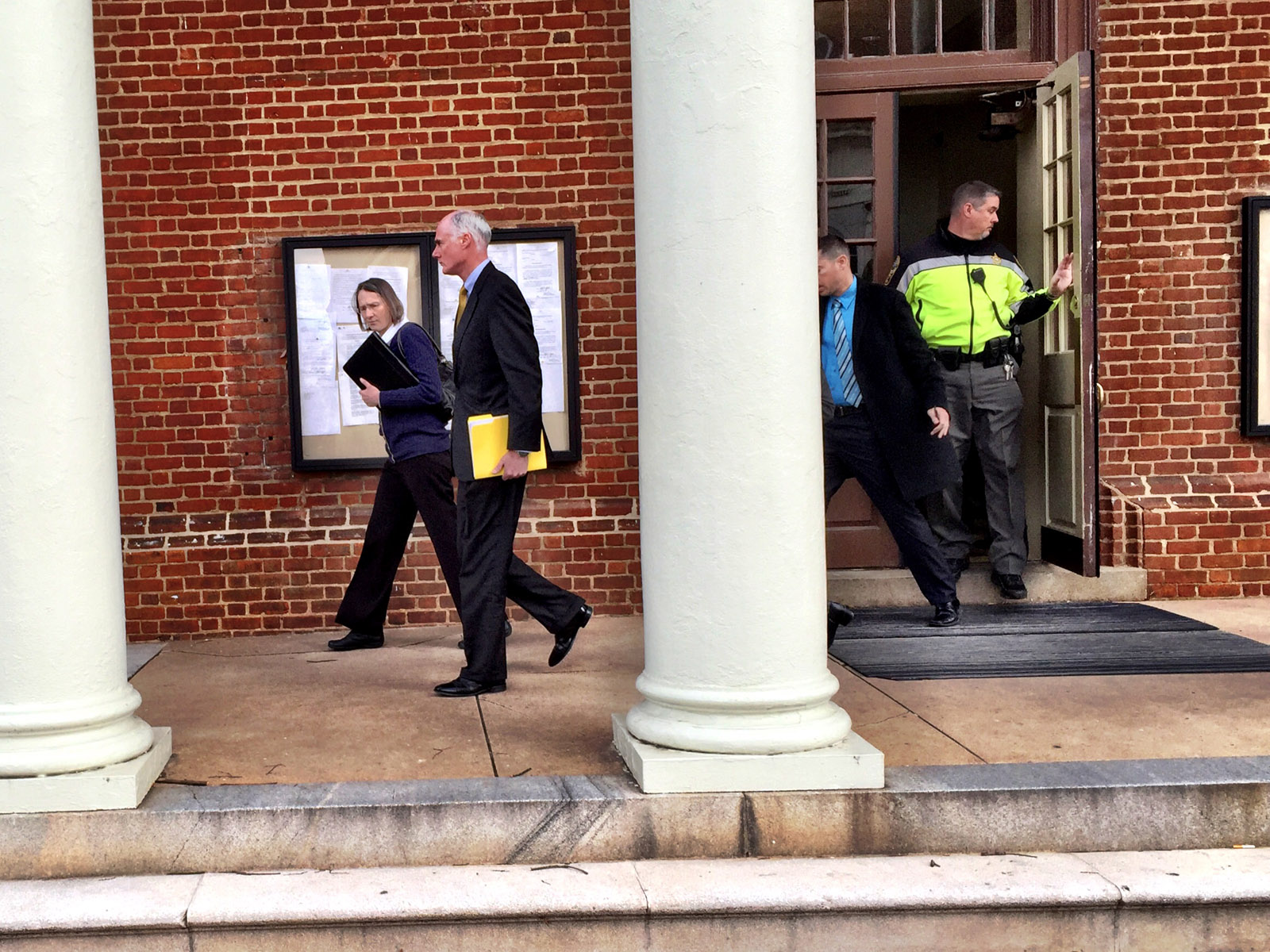 Judge rejects motion to exclude evidence from Jesse Matthew's apartment