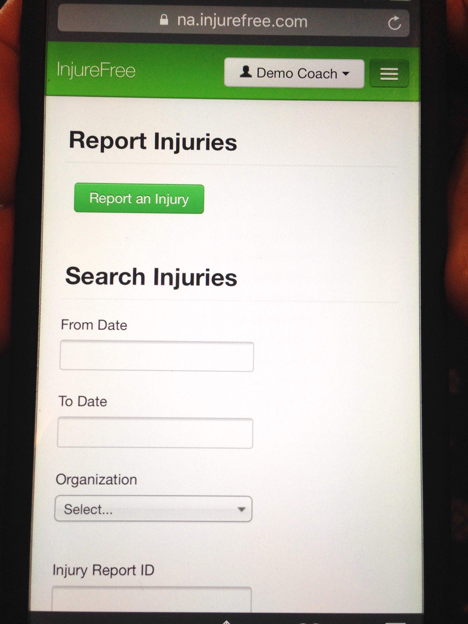 D.C. brings concussion app to sidelines of youth sports