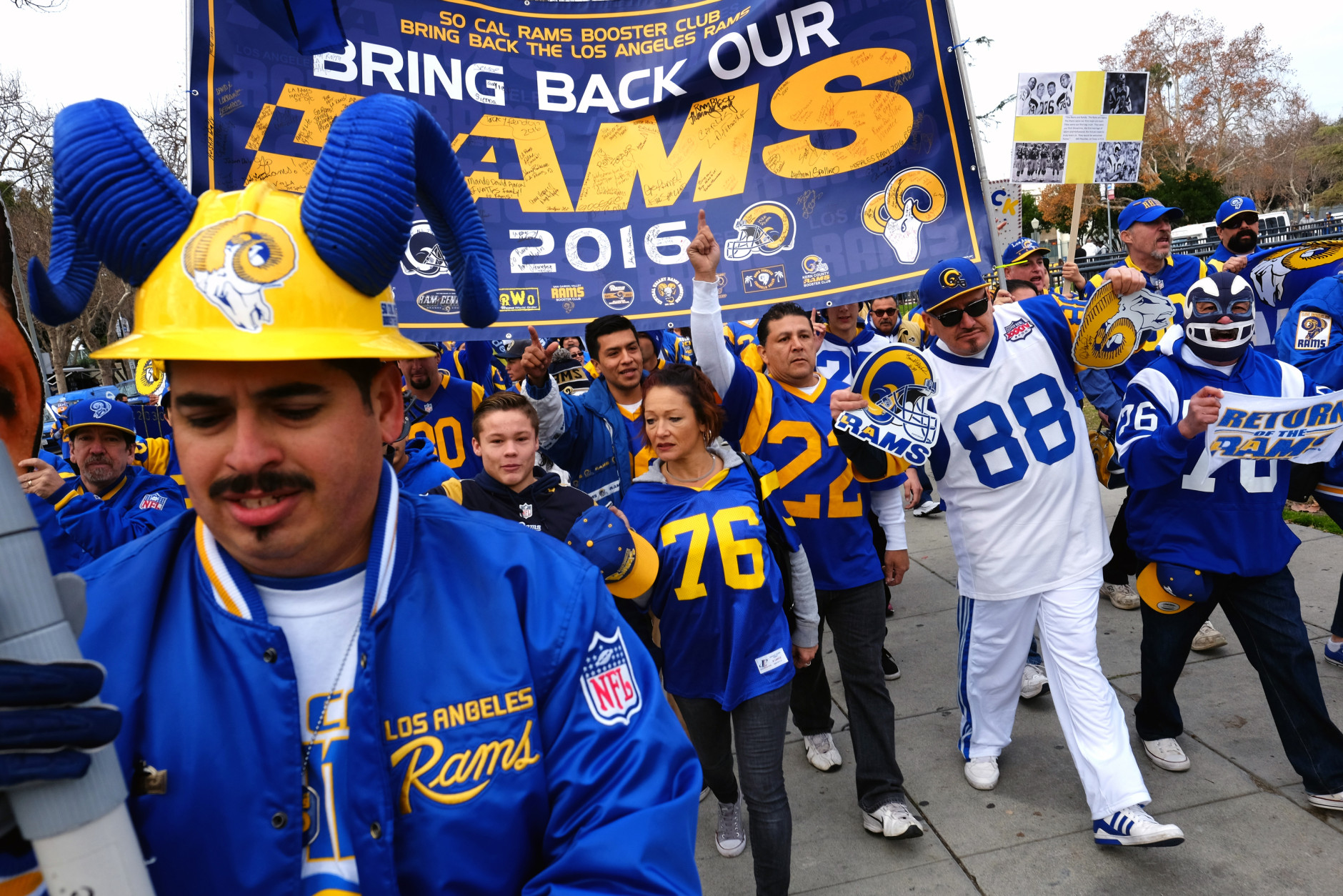 Why Your Team Sucks 2016 Los Angeles Rams