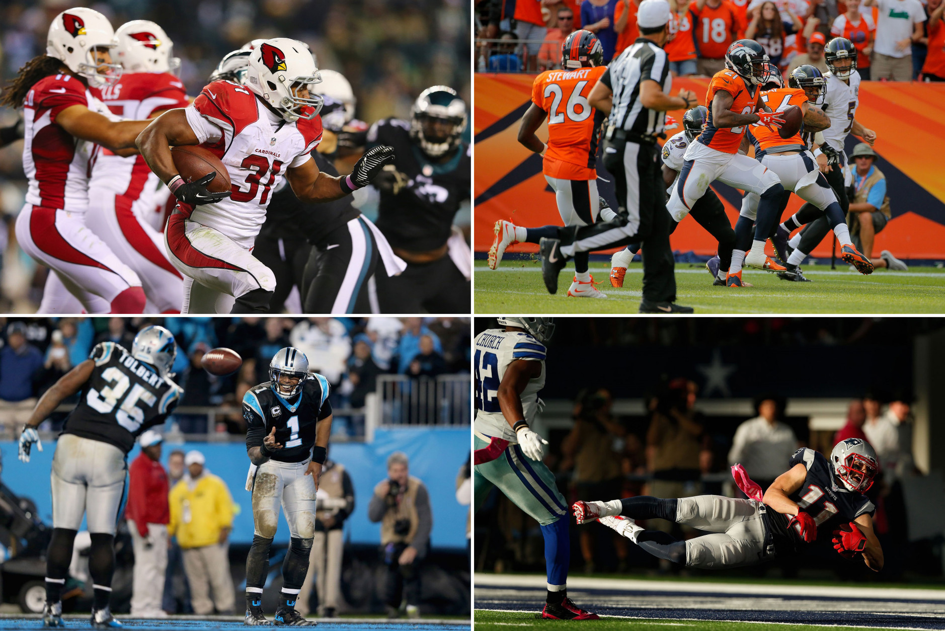 Will the top seeds roll through, or will there be surprises in this year's NFL playoff bracket?