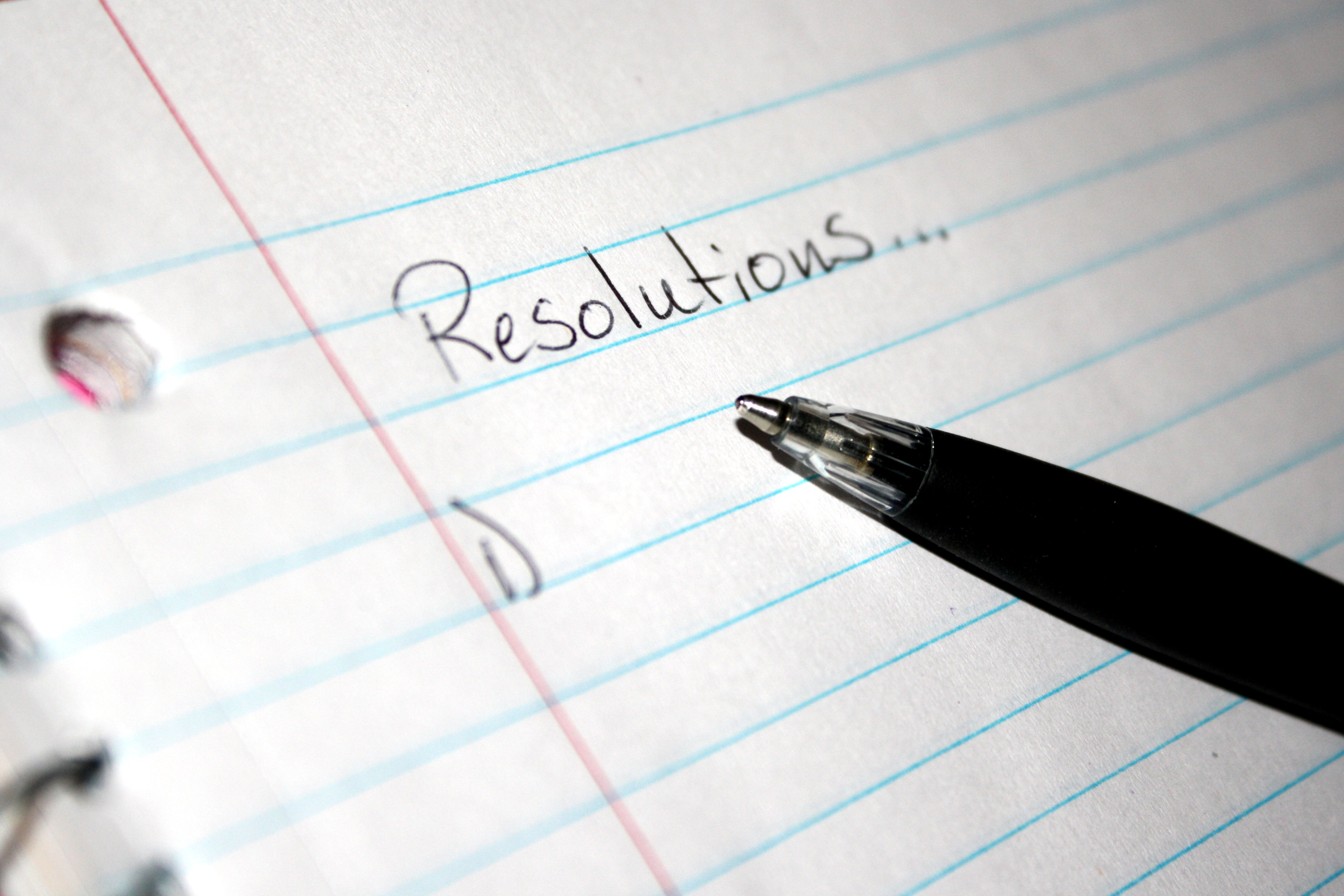 Reframing New Year's resolutions can lead to success