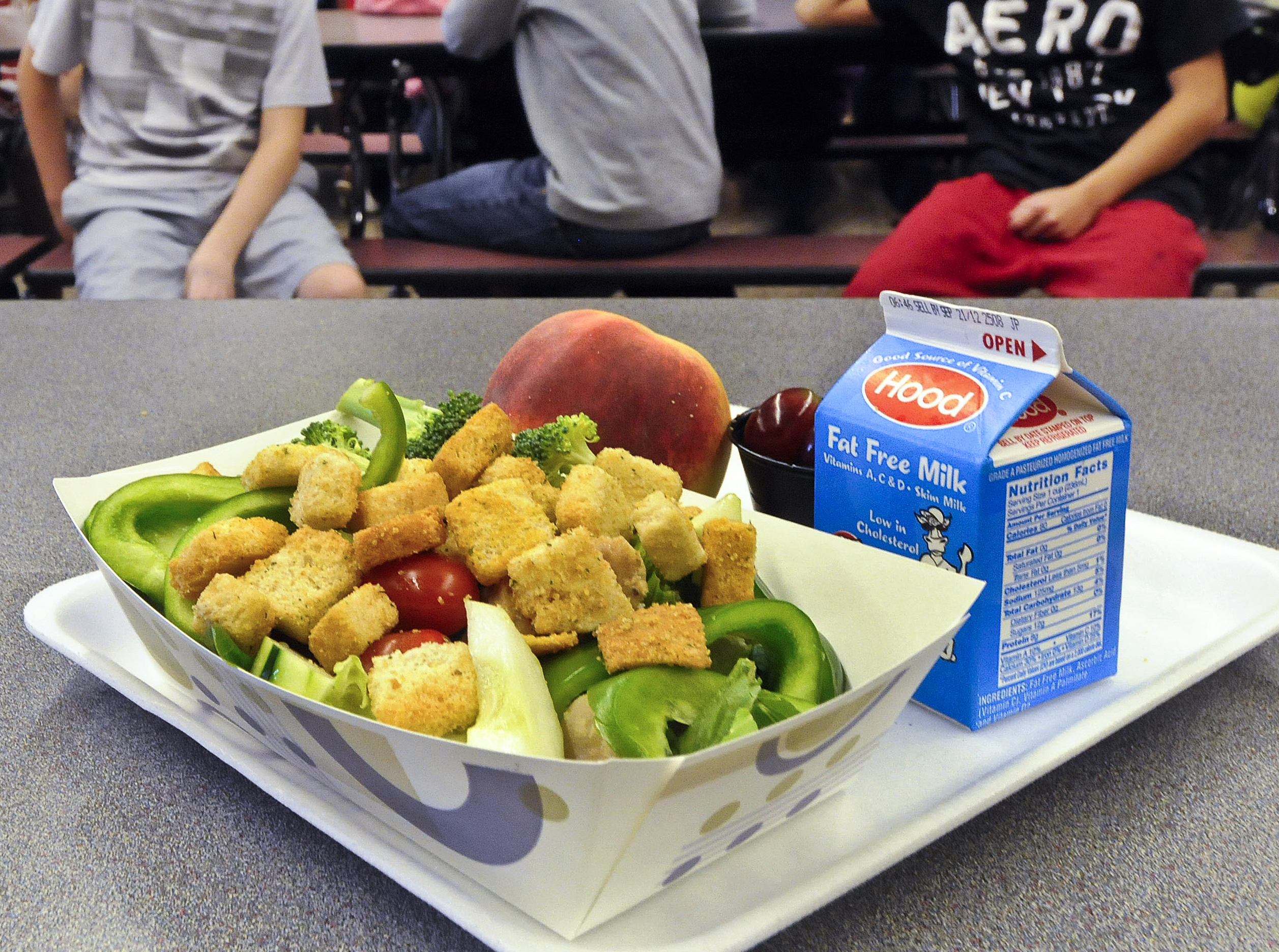 The perfect storm that threatens the quality of healthy school meals