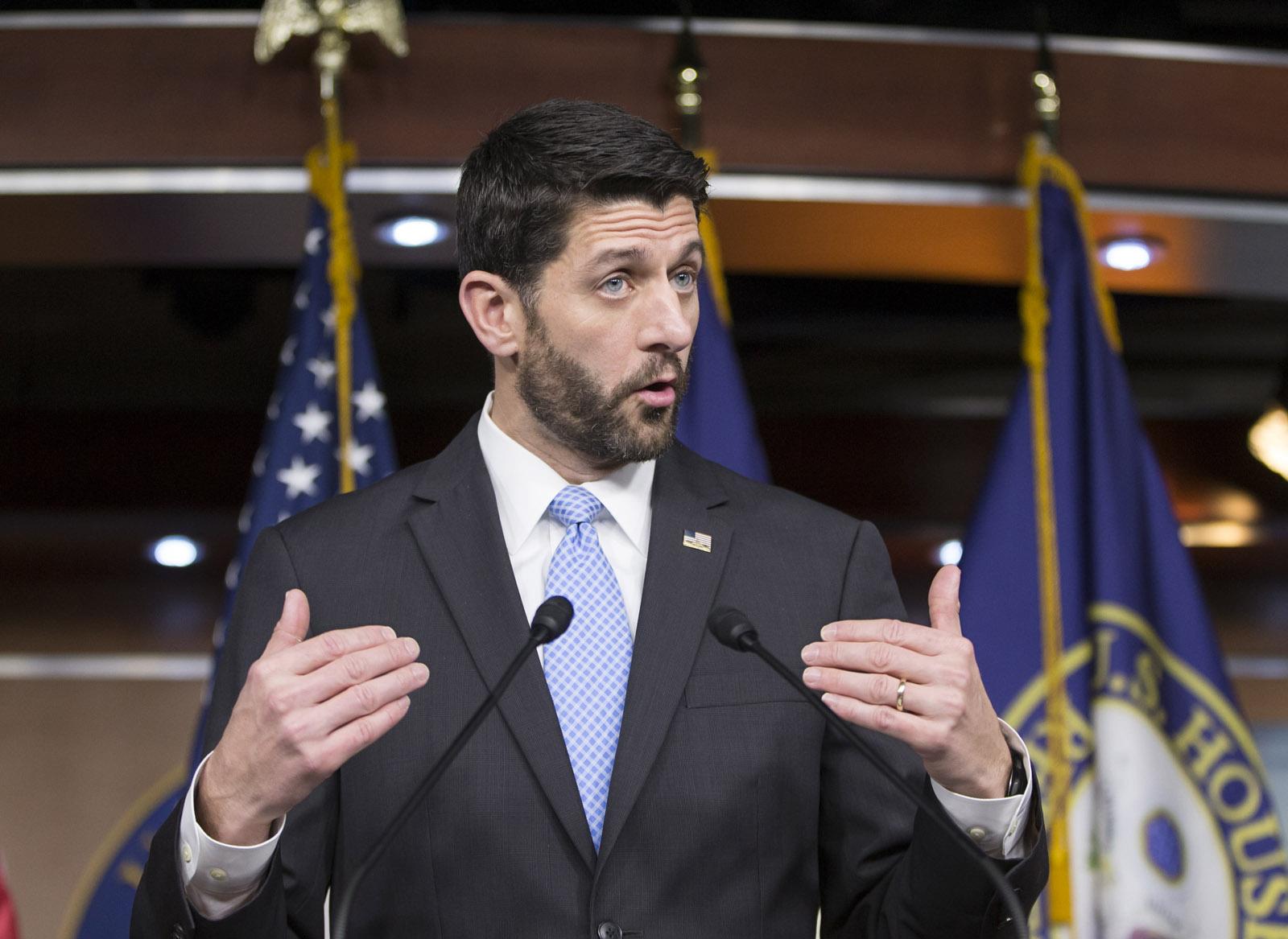 4 major priorities for Congress in 2016