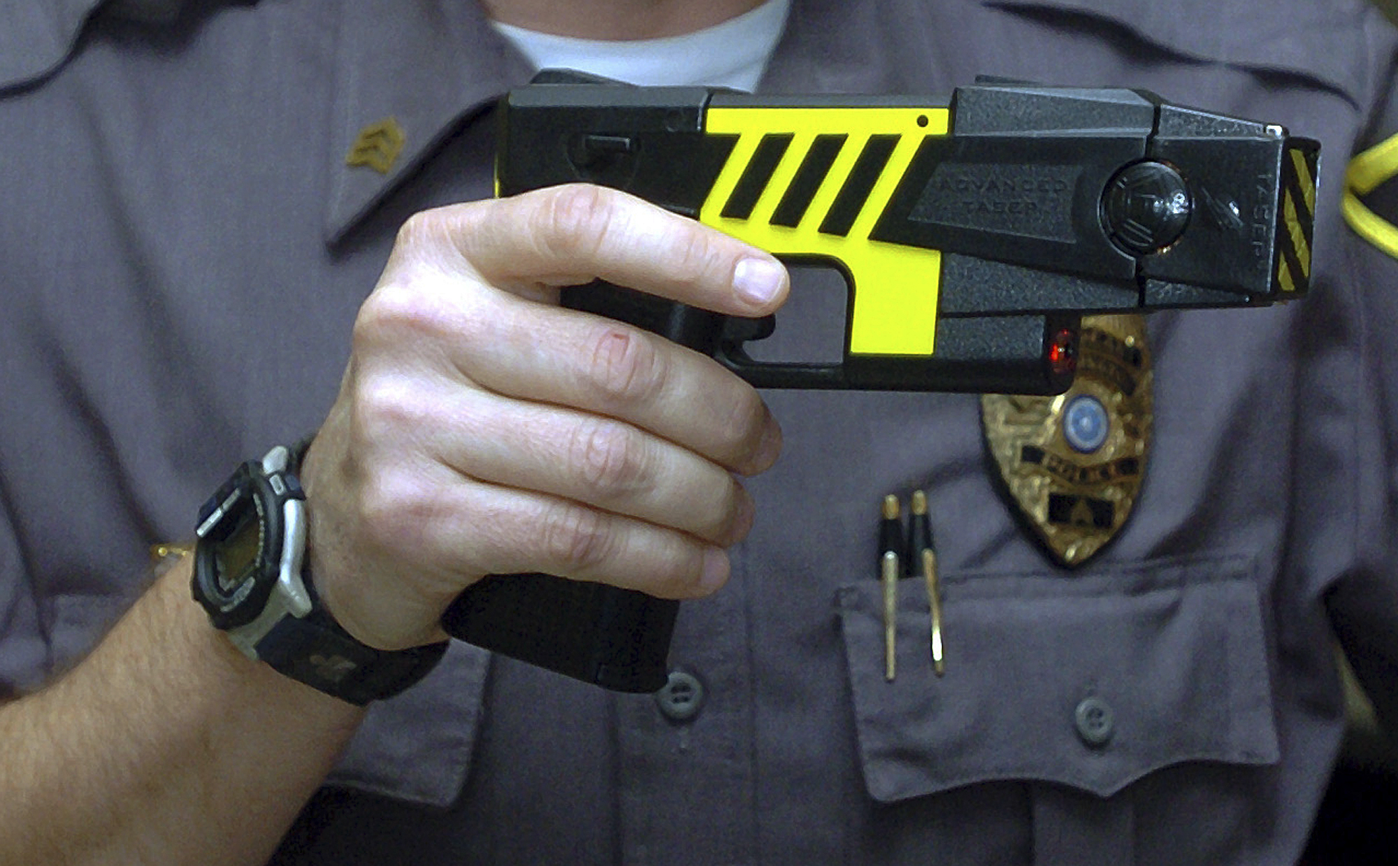 Montgomery Co. leaders to discuss use of Tasers by police