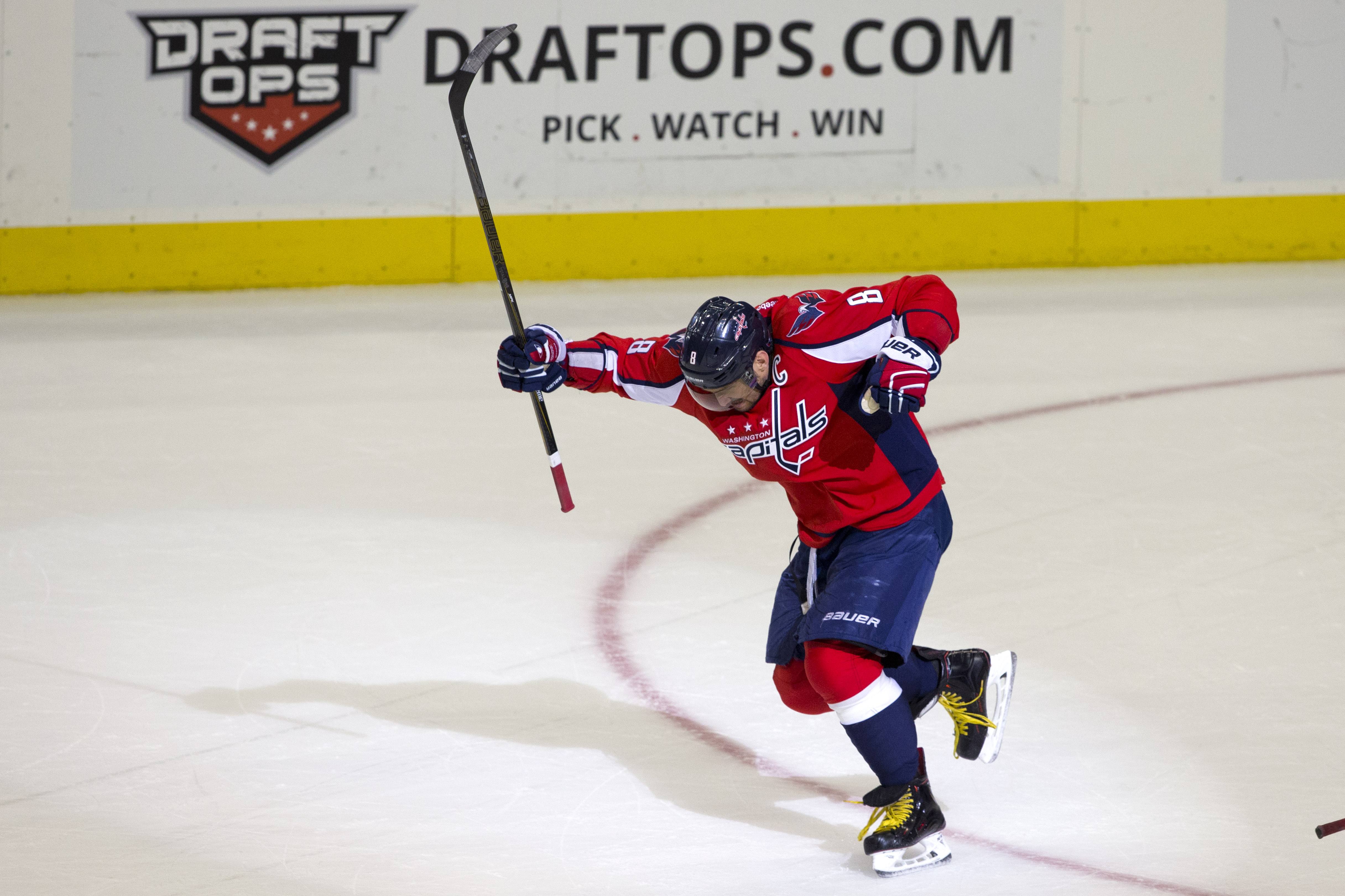 Column: Ovechkin has always been the Great 8