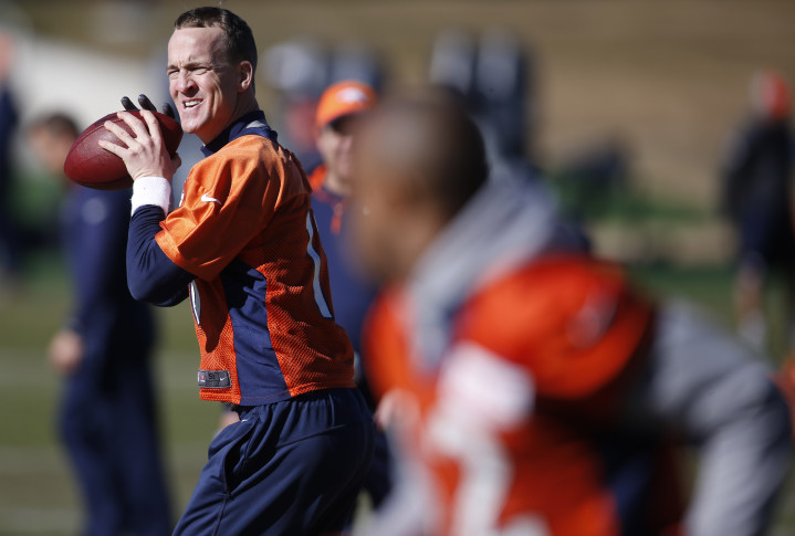 What's the word on the Broncos, Super Bowl 50