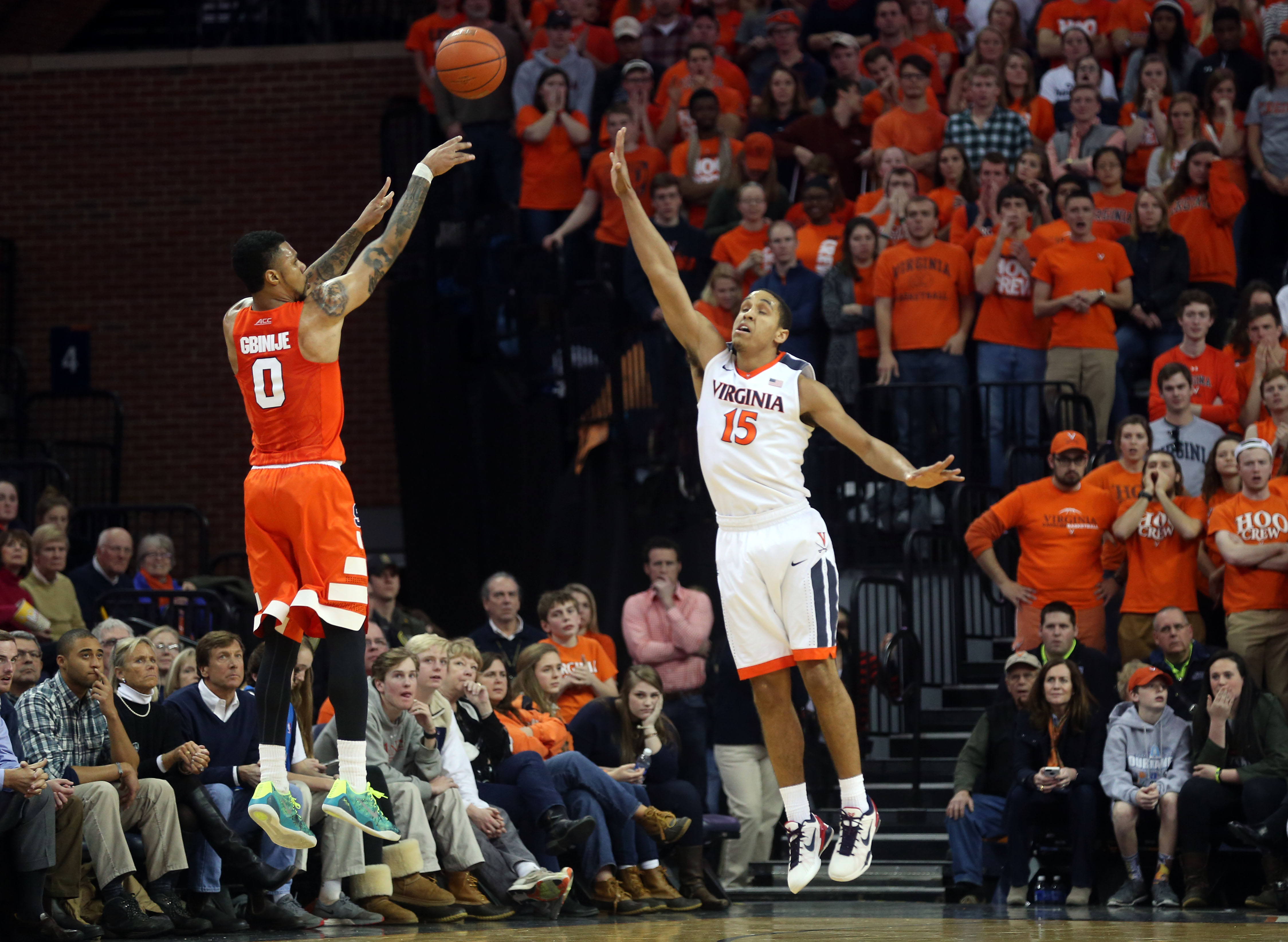 Syracuse guard Michael Gbinije excelling for Orange | WTOP