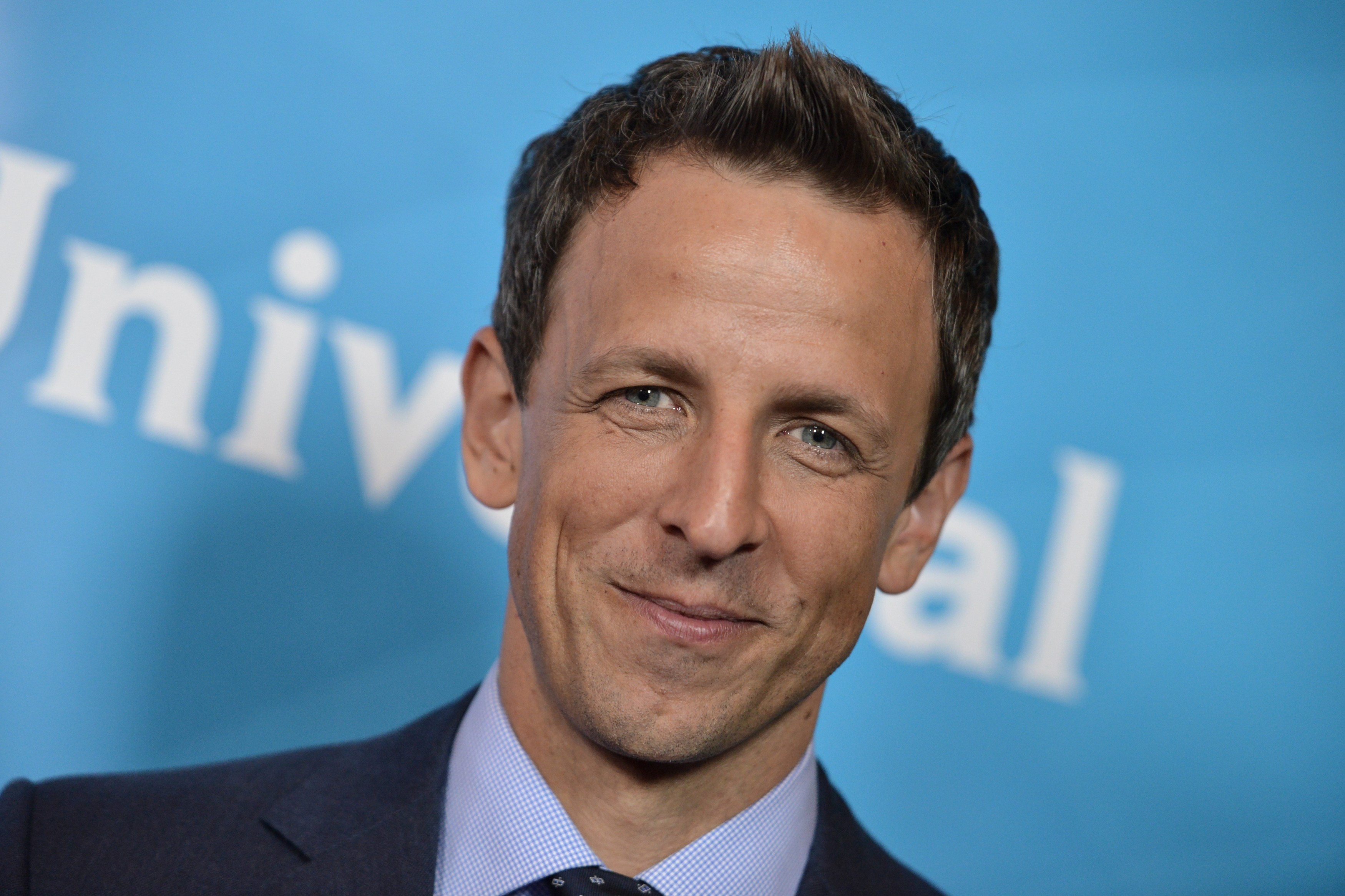 Seth Meyers on WTOP: Finding laughs amid heated campaign
