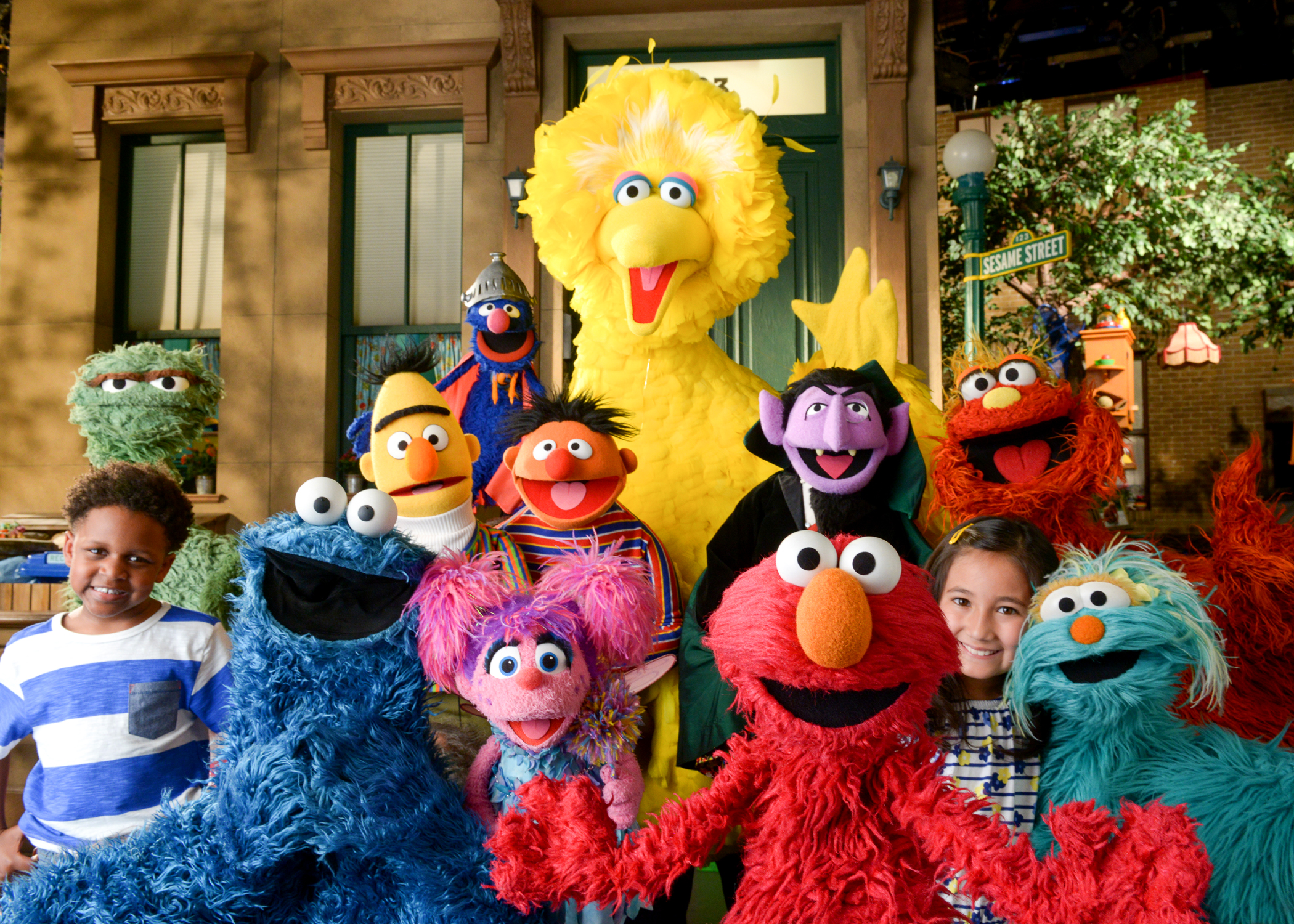 'L' is for 'layoff' — longtime human cast members won't be back on HBO's Sesame Street