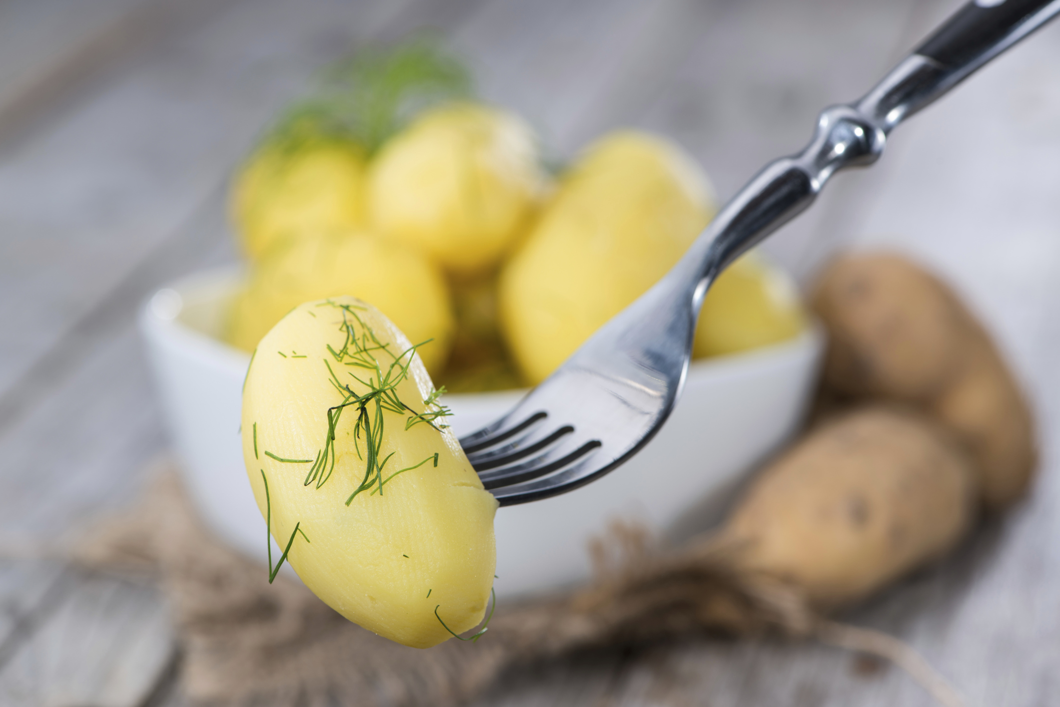 7 nutrition facts about potatoes you didn't know