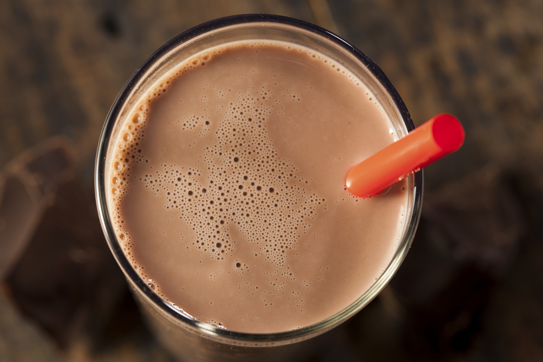An online survey found  7 percent of Americans think chocolate milk comes from brown cows. (Getty Images/iStockphoto/bhofack2)