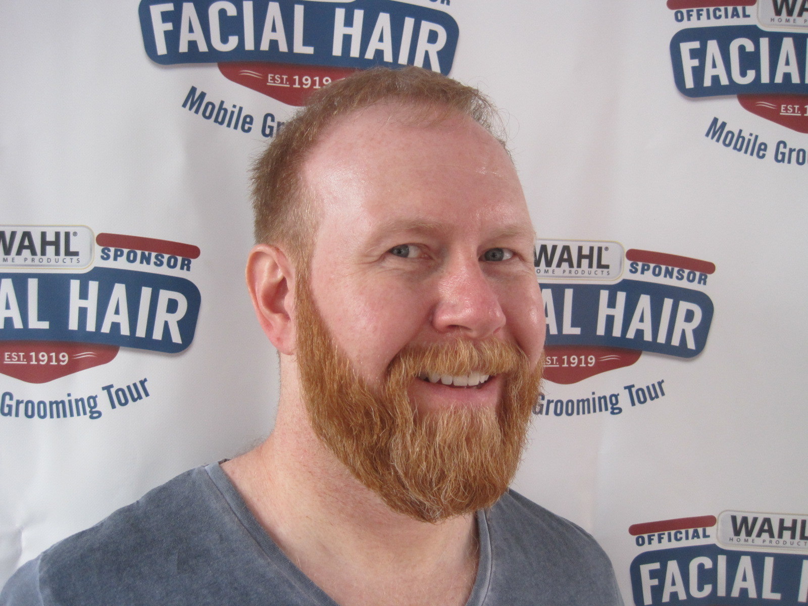Alexandria man has the 'best beard in America'