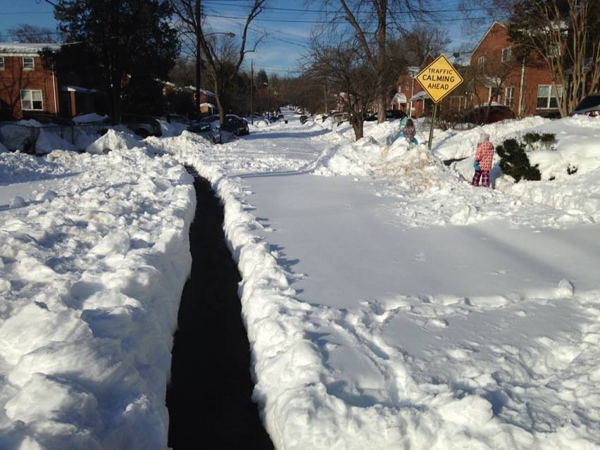 How to report unplowed streets