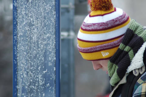 Severe cold grips D.C. region; snow likely on the way