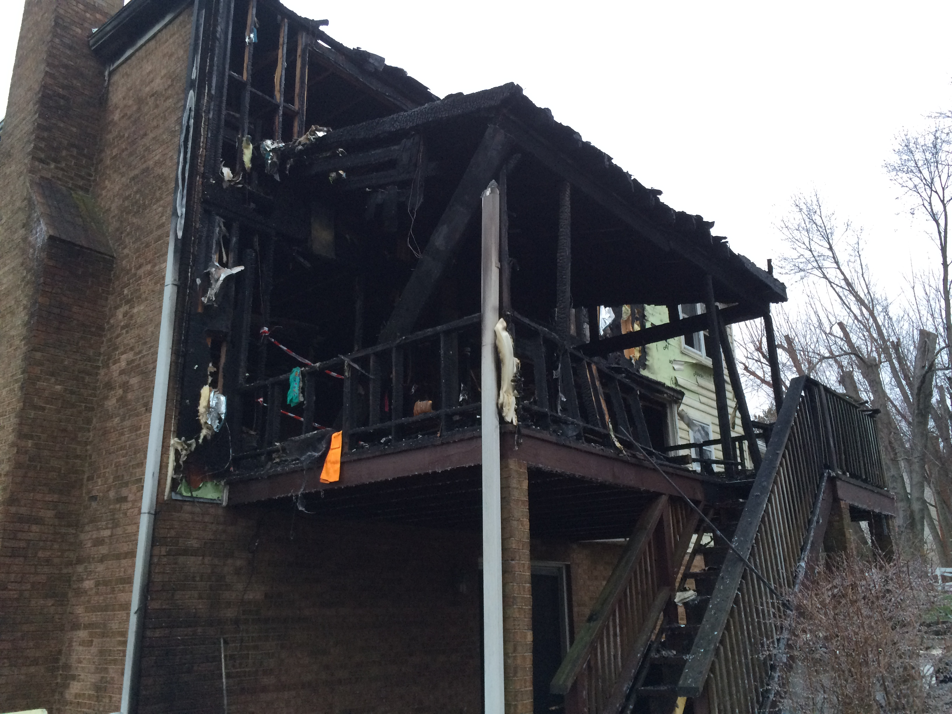 Fireplace ashes spark Derwood house fire