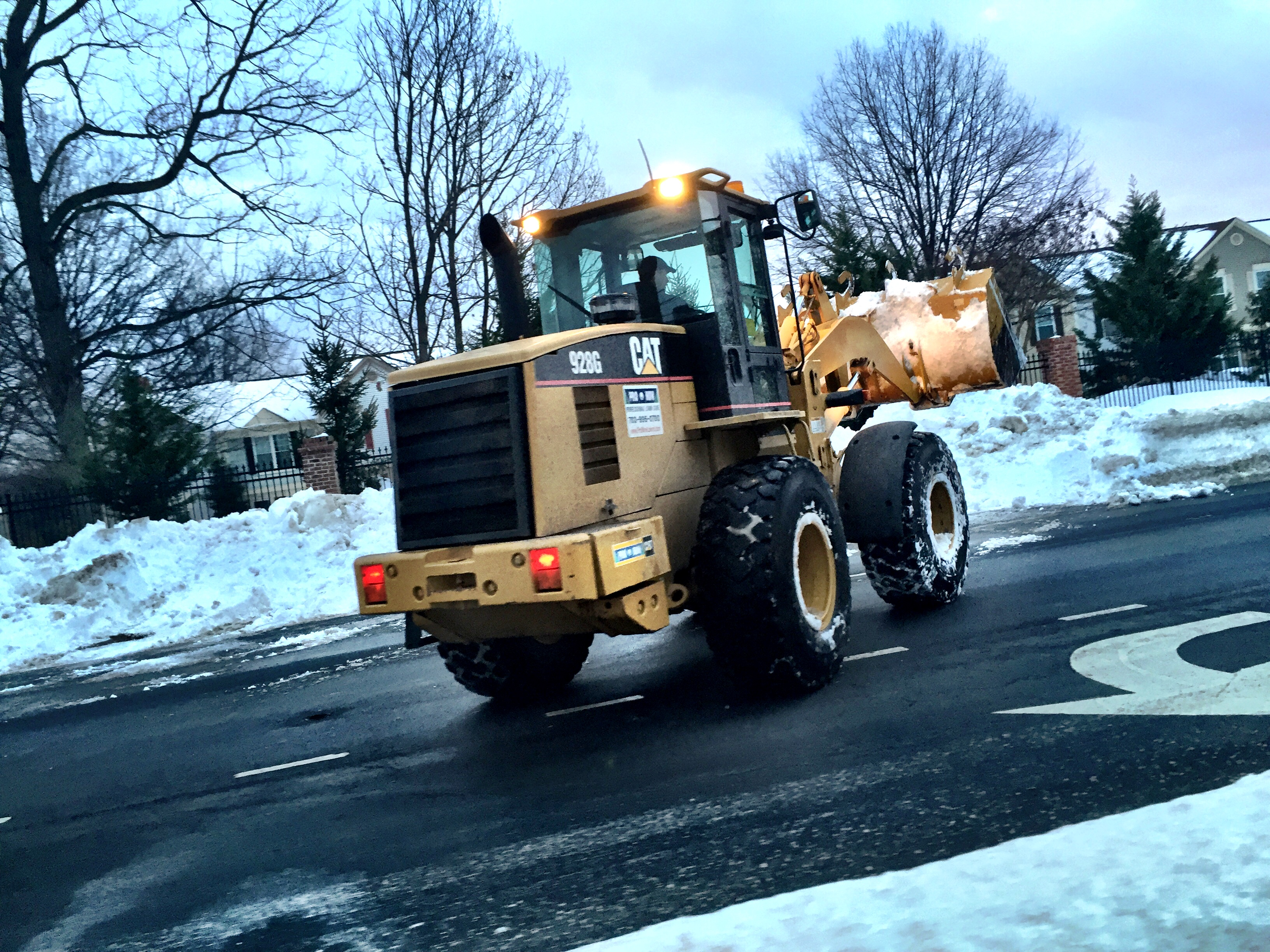 More snow days could mean calendar change for Fairfax schools