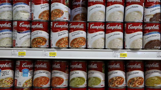 Campbell Soup may become first major company to list GMO ingredients nationwide