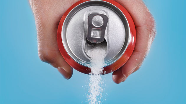 Sugary drinks linked to dangerous belly fat