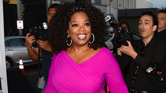 Oprah Winfrey says she's lost 26 pounds, eats bread every day