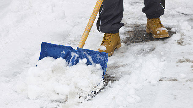 Baltimore youth to get paid to shovel snow for elderly