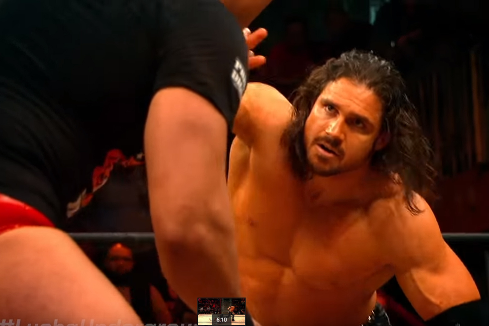 Q&A: Johnny Mundo compares WWE and Lucha Underground