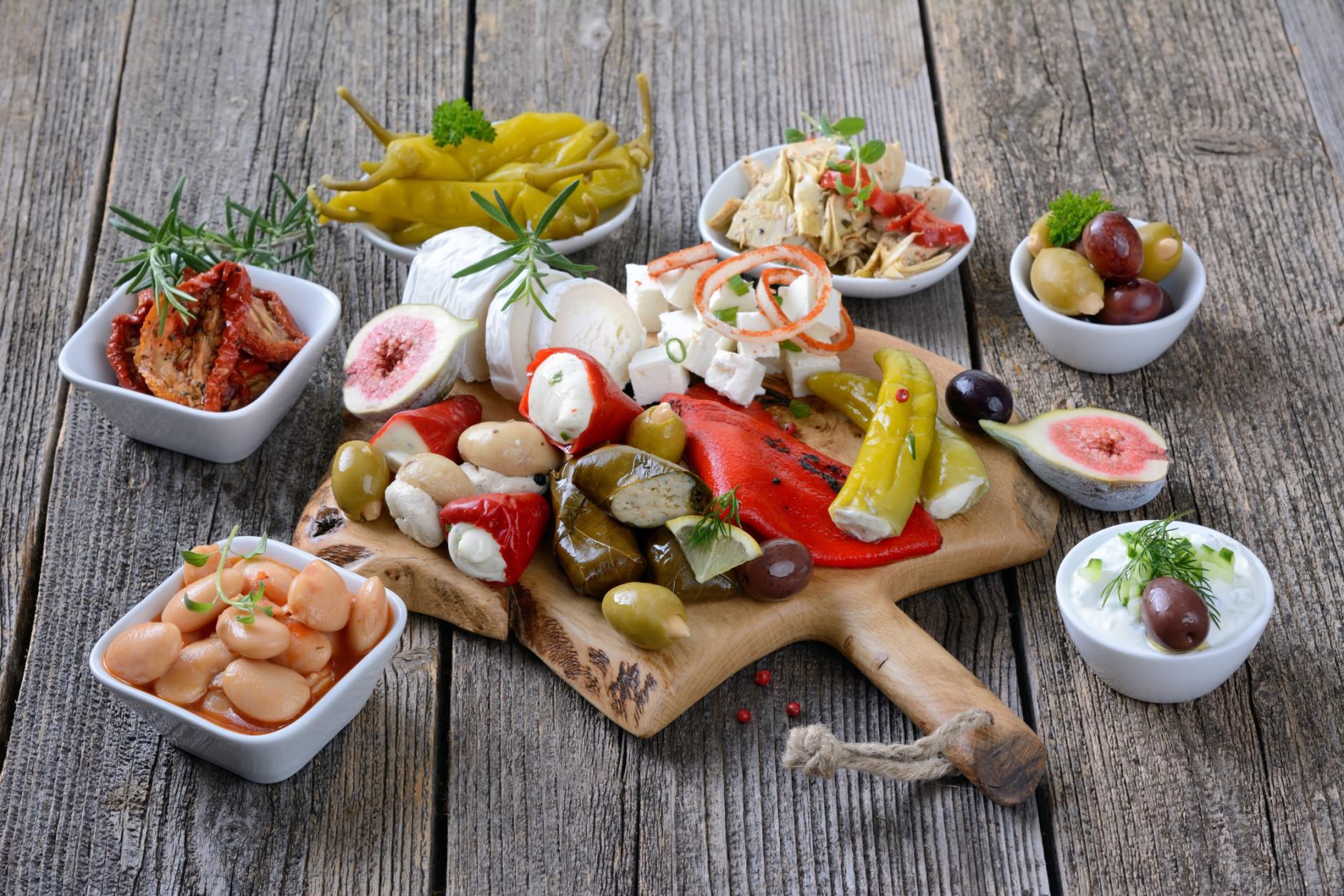 Mediterranean diet named best overall in new 2020 rankings