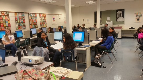 Founded by teen, nonprofit Project CODEt hopes to close gender gap