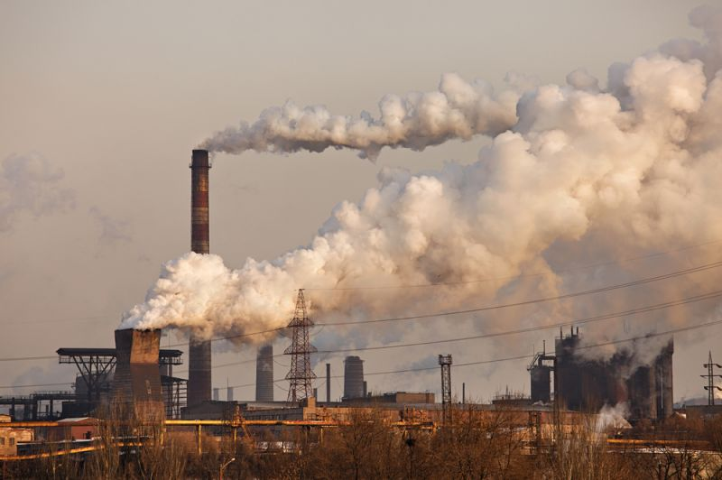 Local states among most polluted in America