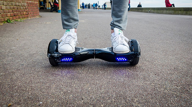 CPSC continues investigation into hoverboards, says they're unsafe due to fire and fall risk