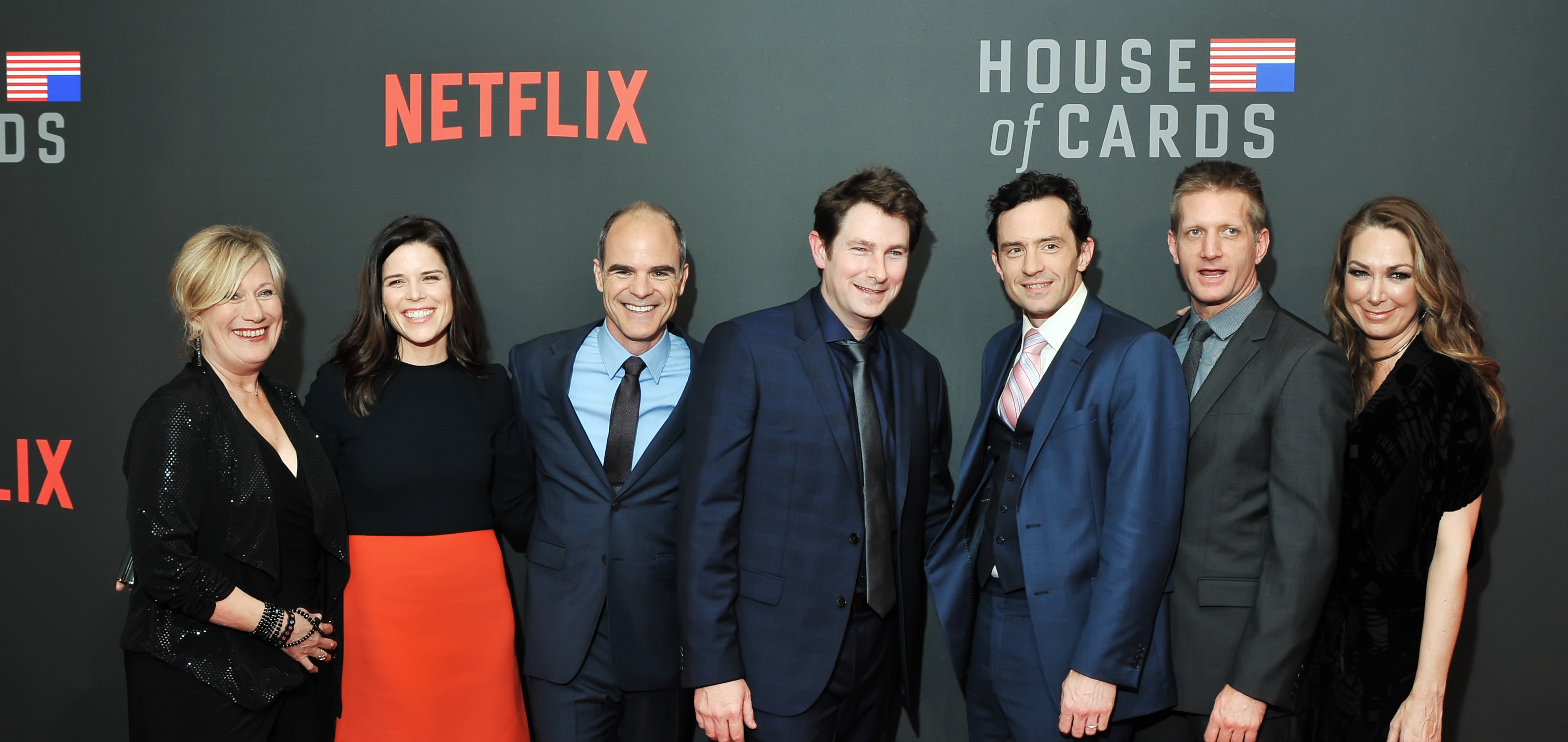Photos: 'House of Cards' cast debuts season 4 in DC