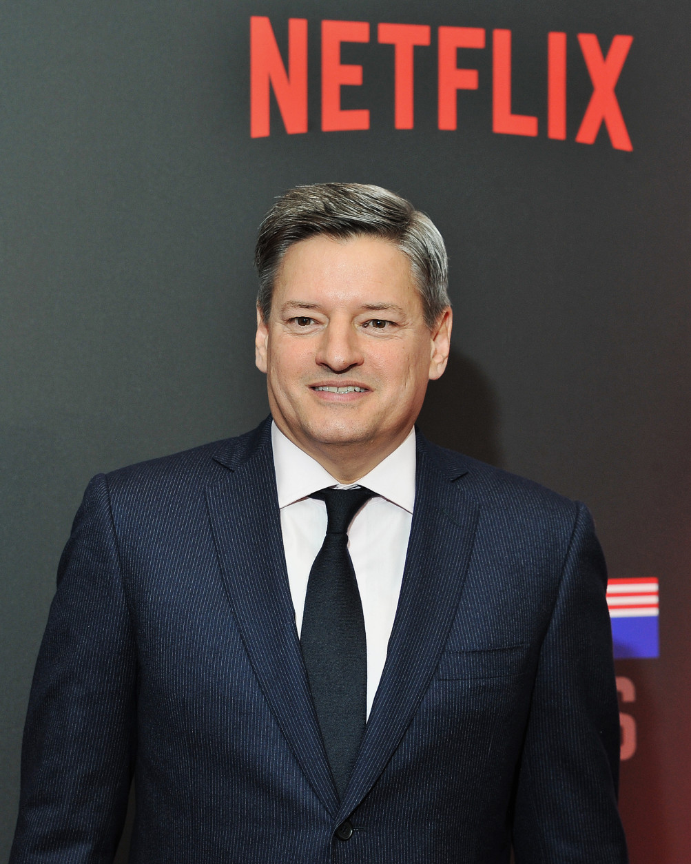 "Ted Sarandos, Netflix Chief Content Officer, attends the ""House of Cards"" Season 4 premiere.  (Courtesy Shannon Finney, www.shannonfinneyphotography.com)"