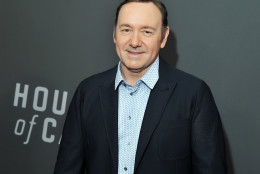 "Kevin Spacey pictured at the ""House of Cards"" Season 4 premiere screening on Feb. 22, 2016. (Courtesy Shannon Finney, www.shannonfinneyphotography.com)"