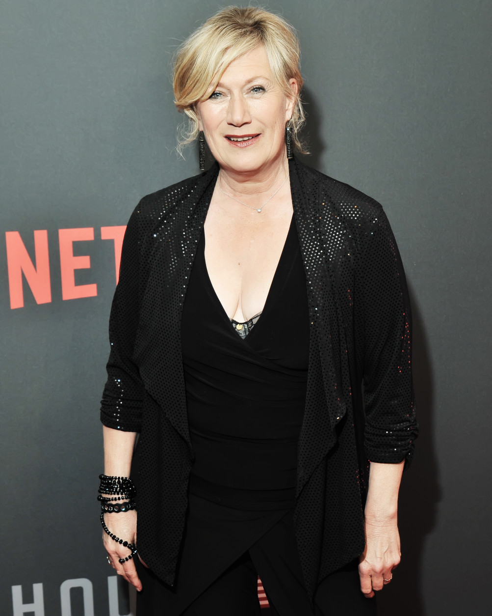 """House of Cards"" castmember Jayne Atkinson at the National Portrait Gallery in D.C. on Feb. 22, 2016.  (Courtesy Shannon Finney, www.shannonfinneyphotography.com)"