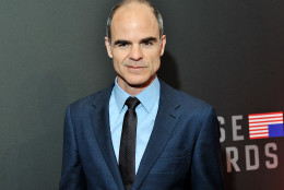 "Michael Kelly, of ""House of Cards,"" also attended the event at the National Portrait Gallery in D.C. on Feb. 22, 2016.  (Courtesy Shannon Finney, www.shannonfinneyphotography.com)"