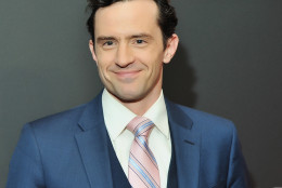 Actor Nathan Darrow is pictured at the National Portrait Gallery in D.C. on Feb. 22, 2016.  (Courtesy Shannon Finney, www.shannonfinneyphotography.com)