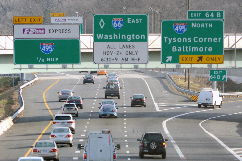 Bill to block tolls on I-66 lacks Senate support