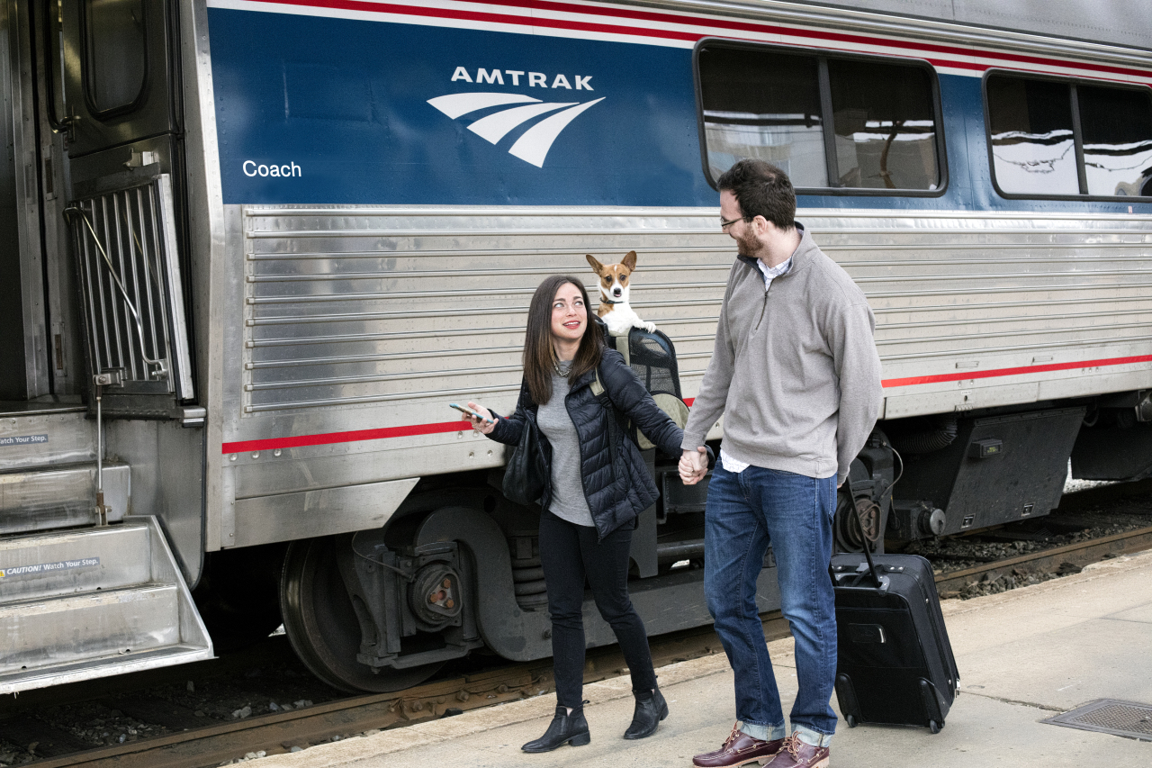 Amtrak set to welcome pets aboard