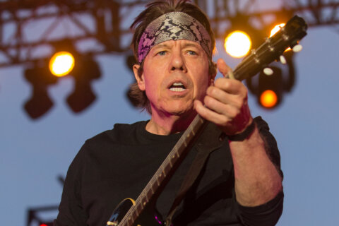 George Thorogood ready to rock Wolf Trap with 'Bad to the Bone' hits