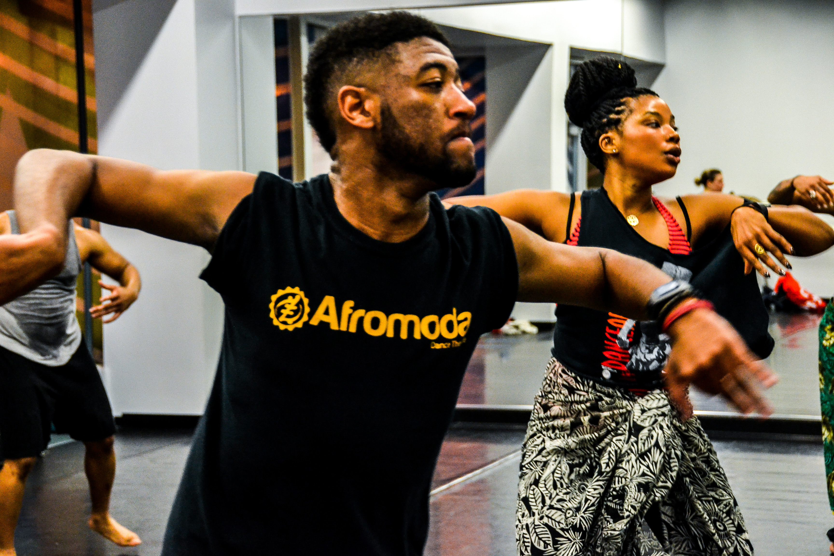 Bored with your routine? Shake things up with African dance