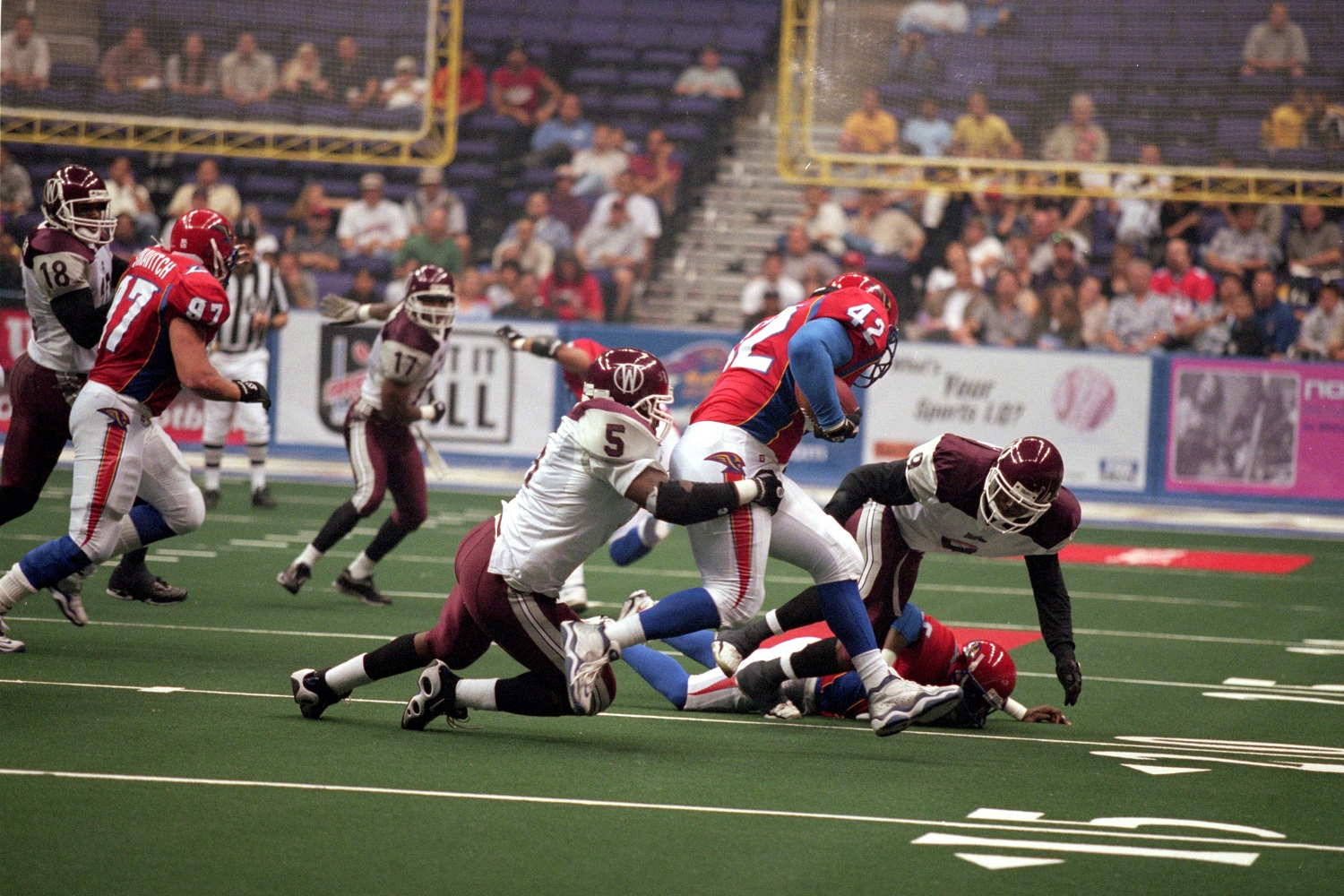 Leonsis close to securing Arena Football League team for D.C.