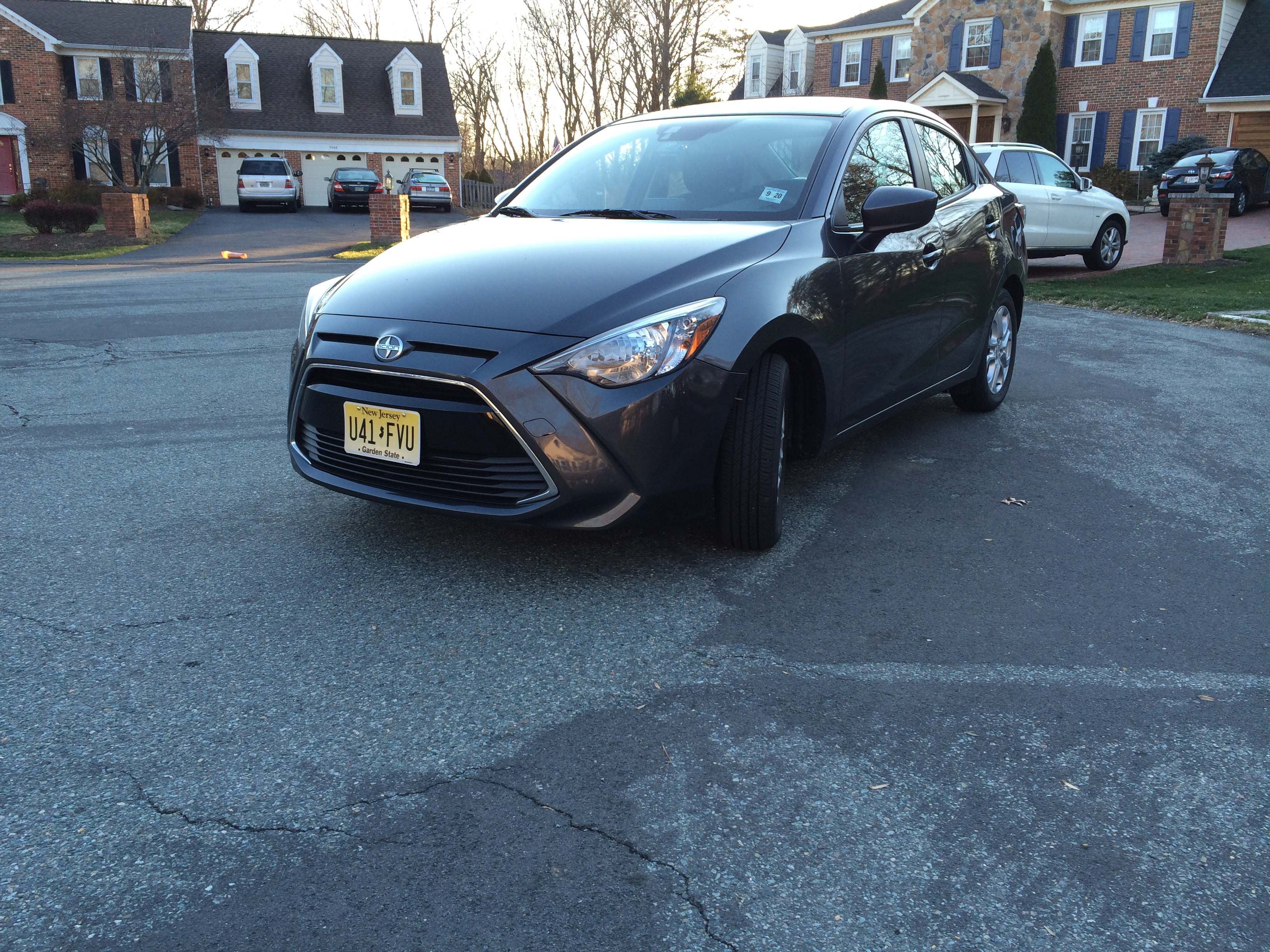 The Scion iA: A small, inexpensive car that doesn't drive cheap