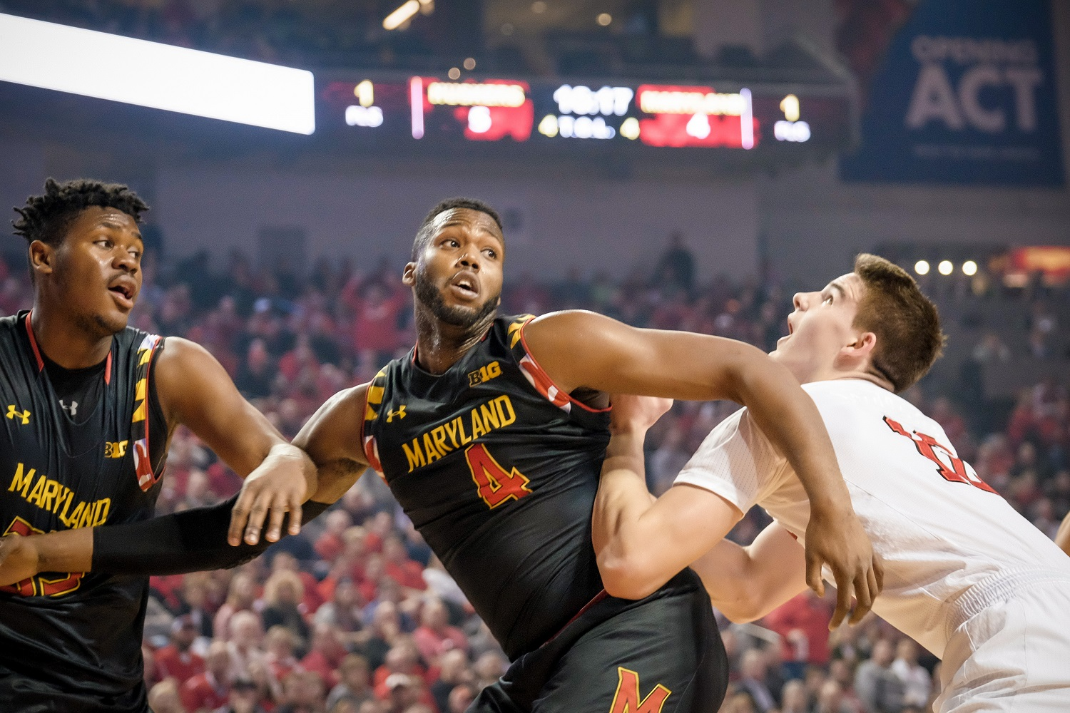 How Robert Carter Jr. transformed himself into Maryland's most complete player